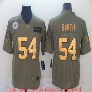 Steelers JuJu Smith-Schuster Jersey Olive